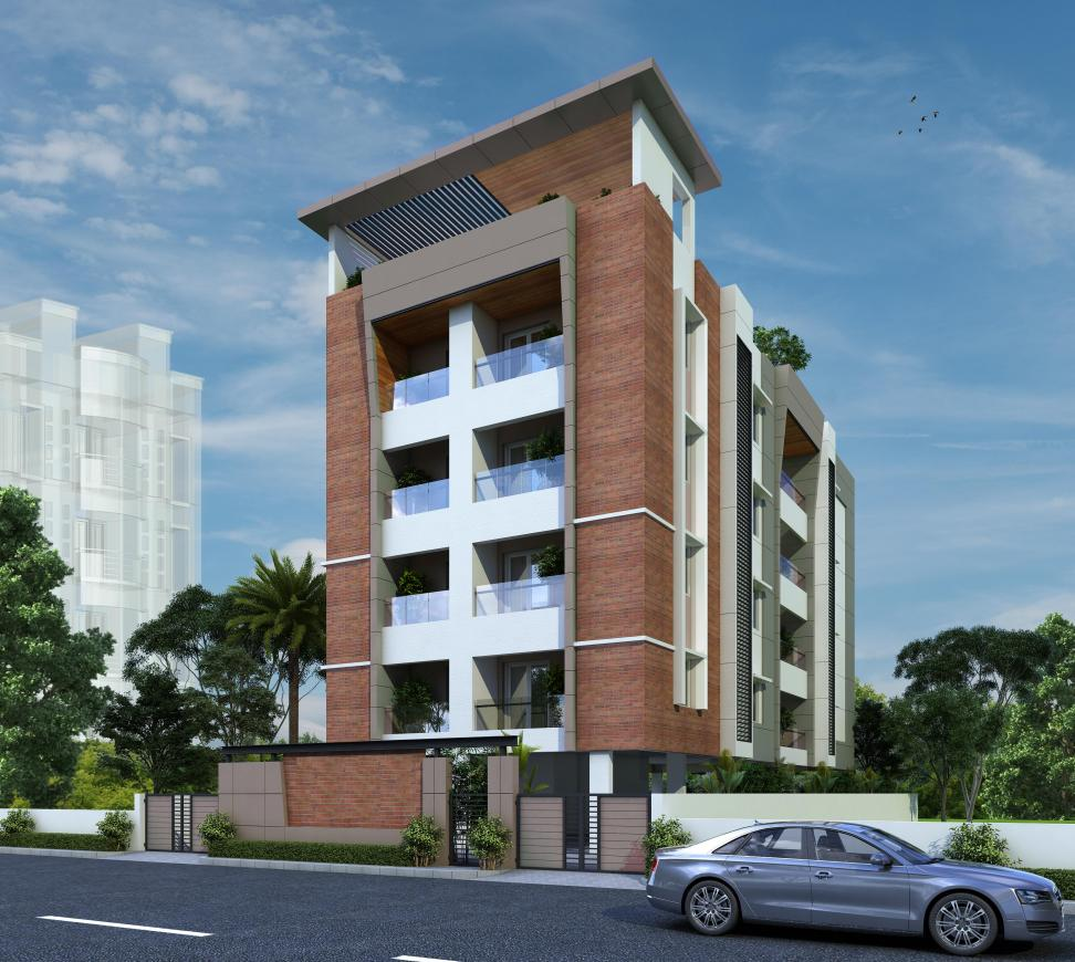 Gallery Cover Pic of India Builders Varada Sixth Avenue