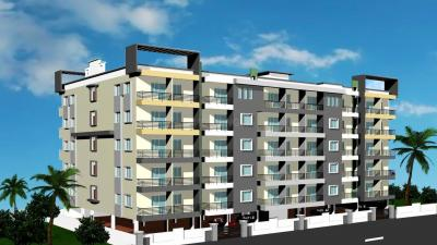 Gallery Cover Image of 1120 Sq.ft 2 BHK Apartment for buy in BM Silver Woods, Somasundarapalya for 6500000