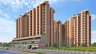 Gallery Cover Image of 1330 Sq.ft 3 BHK Apartment for buy in Sun South Park, Bopal for 6500000