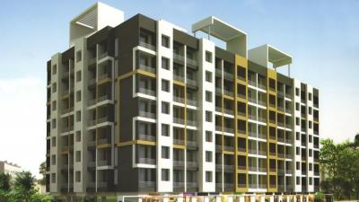 Gallery Cover Image of 810 Sq.ft 2 BHK Apartment for rent in Vinayak Pride, Desale Pada for 15000