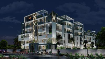 Gallery Cover Image of 1730 Sq.ft 3 BHK Apartment for buy in Saroj Dynasty, Bellandur for 9100000