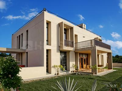 Gallery Cover Image of 6723 Sq.ft 5 BHK Villa for buy in Applewoods Semillon, Shela for 55000000
