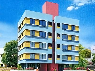 Gallery Cover Pic of Sadhana Hem Vandana Apartment