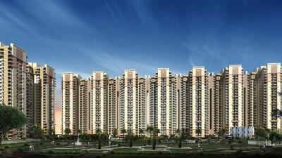 Gallery Cover Image of 1190 Sq.ft 2 BHK Apartment for buy in Unnati The Aranya, Sector 119 for 5500000