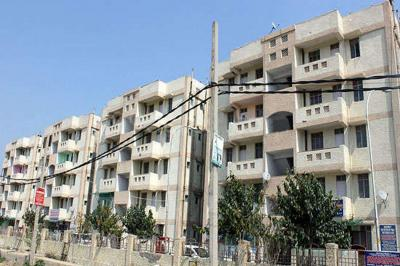 Gallery Cover Image of 415 Sq.ft 1 BHK Apartment for buy in DDA LIG Flats, Bharthal for 2600000