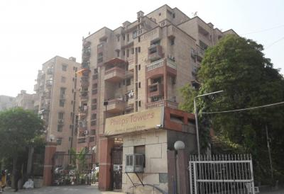 Gallery Cover Image of 1900 Sq.ft 3 BHK Apartment for buy in CGHS Philips Apartment, Sector 23 Dwarka for 15600000
