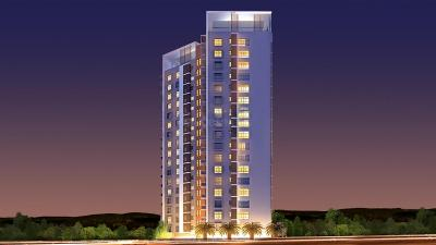 Gallery Cover Image of 2150 Sq.ft 3 BHK Apartment for buy in Multicon Realty Estelle, Tollygunge for 23000000