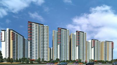 Project Images Image of Cherry County in Noida Extension