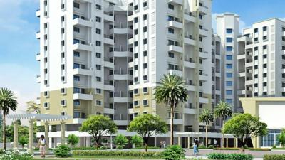 Gallery Cover Image of 700 Sq.ft 1 BHK Apartment for buy in Paranjape Schemes Madhukosh, Dhayari for 3000000