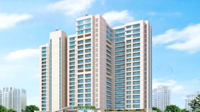 Gallery Cover Image of 1250 Sq.ft 2 BHK Apartment for rent in RNA Buildings On Portion Of Sub Plot A Cts No 671A 662A 610A Etc Of Kandivali, Kandivali West for 35000