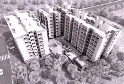 Gallery Cover Image of 1125 Sq.ft 2 BHK Apartment for buy in Shree Hari Sun Setu, Khodiyar for 4700000