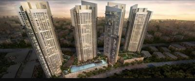 Gallery Cover Image of 700 Sq.ft 2 BHK Independent Floor for buy in Sheth Auris Bliss, Malad West for 14000000
