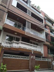 Gallery Cover Image of 2000 Sq.ft 3 BHK Independent Floor for rent in  P-51 South Extension, South Extension II for 60000