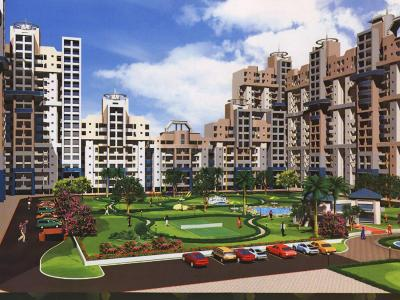 Gallery Cover Image of 1685 Sq.ft 3 BHK Apartment for rent in Jaipuria Sunrise Greens Apartment, Ahinsa Khand for 18000