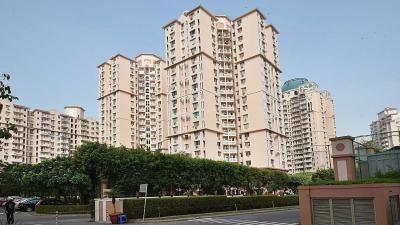Gallery Cover Image of 980 Sq.ft 2 BHK Apartment for rent in DLF Princeton Estate, DLF Phase 5 for 27000