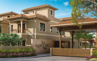 Gallery Cover Image of 2043 Sq.ft 3 BHK Villa for buy in Shrinivas Super City Phase 1, Bhadaj for 18500000