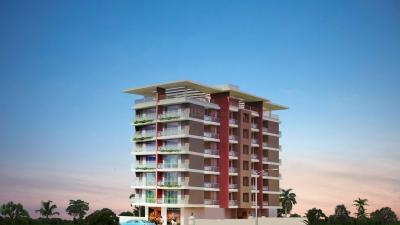 Gallery Cover Image of 1000 Sq.ft 4 BHK Apartment for rent in Baba Palm Lands , Mira Road East for 45000