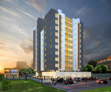 Gallery Cover Image of 544 Sq.ft 1 BHK Apartment for buy in Kiran Sanskriti, Sus for 3560000