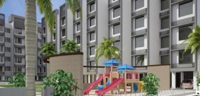 Gallery Cover Image of 720 Sq.ft 1 BHK Apartment for rent in Ugati Shiv Ugati City, Nava Naroda for 8000