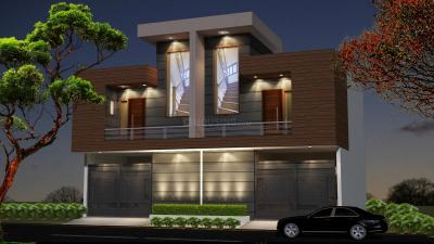 Gallery Cover Image of 1450 Sq.ft 3 BHK Villa for buy in Rays North Villas, Sector 74 for 4795000