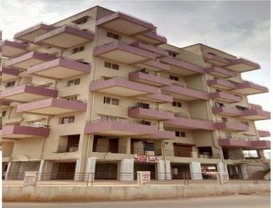 Gallery Cover Image of 688 Sq.ft 1 BHK Apartment for buy in Sri Induvan Residency, Bhosari for 3500000