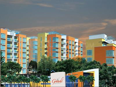 Gallery Cover Pic of Proview Rishabh Infra The Grande
