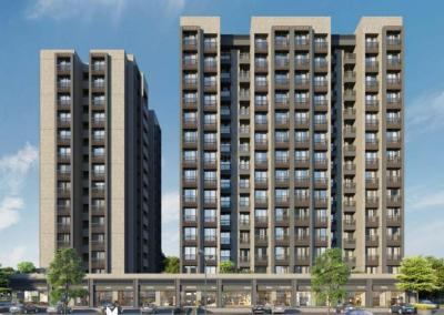 Gallery Cover Image of 1170 Sq.ft 2 BHK Apartment for buy in Aashray Atulyam, Shilaj for 4550000