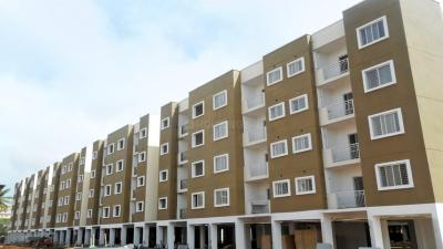 Gallery Cover Image of 936 Sq.ft 3 BHK Apartment for rent in Icon Happy Living, Kammasandra for 16500