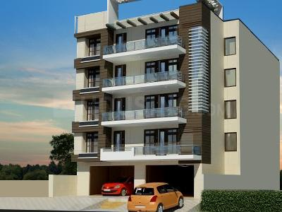 Gallery Cover Image of 2000 Sq.ft 4 BHK Apartment for buy in Israni Home 1, Panchsheel Enclave for 19000000