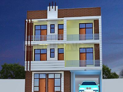 Gallery Cover Image of 850 Sq.ft 2 BHK Independent Floor for buy in Nirwan Homes - 1, Vasundhara for 2300052