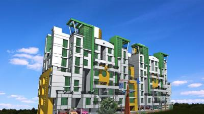 Gallery Cover Image of 980 Sq.ft 1 BHK Apartment for rent in Indus Savannah, Wagholi for 8500