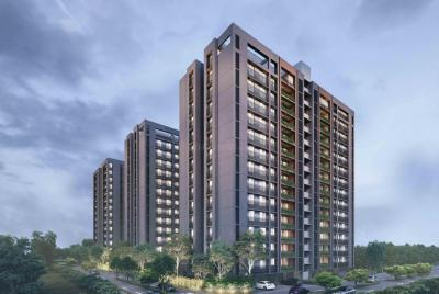 Gallery Cover Image of 2205 Sq.ft 3 BHK Apartment for buy in Saanvi Spectra, Bopal for 9500000
