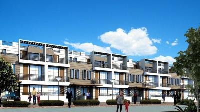 Gallery Cover Image of 585 Sq.ft 1 BHK Apartment for buy in Amrapali Dream Valley, Noida Extension for 1700000