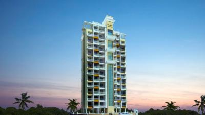 Gallery Cover Image of 650 Sq.ft 1 BHK Apartment for buy in Krishna Developer Heights, Ghansoli for 9000000