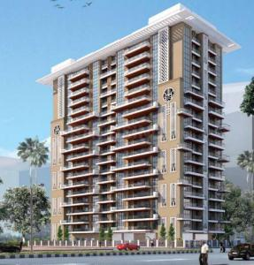 Gallery Cover Image of 1105 Sq.ft 3 BHK Apartment for rent in Hubtown Sunstone, Bandra East for 125000