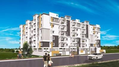 Gallery Cover Image of 1200 Sq.ft 2 BHK Apartment for buy in Primark's Lake View, Mangalam for 4500000