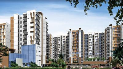 Gallery Cover Image of 670 Sq.ft 1 BHK Apartment for rent in Grande, Pallavaram for 17000