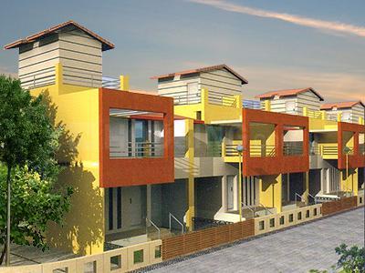 SK Shetye Villas