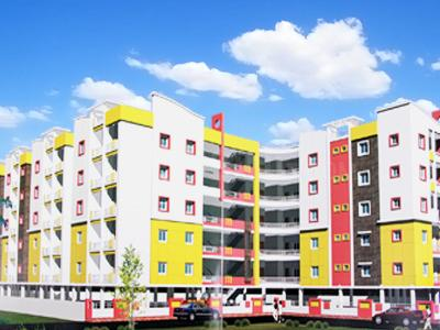 Gallery Cover Pic of Kacham Constructions Diamond Residency