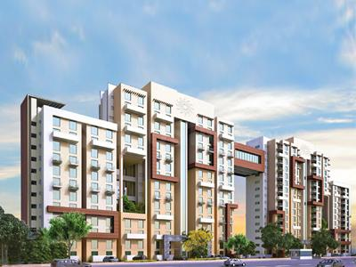 Gallery Cover Image of 650 Sq.ft 1 RK Apartment for buy in Paras Seasons, Sector 168 for 2650000