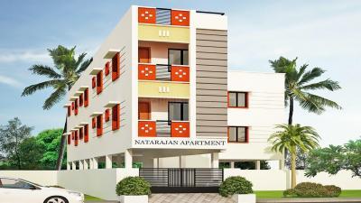 SK Natarajan apartment