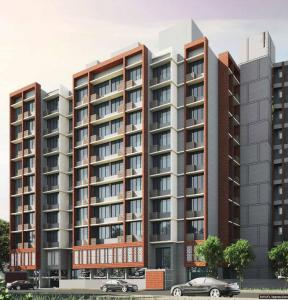 Gallery Cover Image of 650 Sq.ft 1 BHK Apartment for buy in Arena Splendor, Andheri East for 9500000