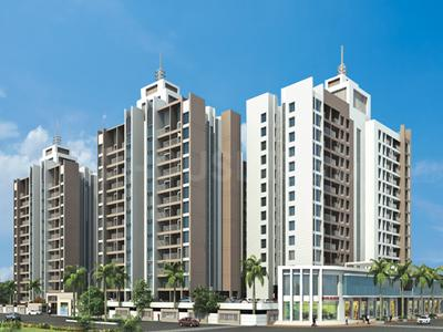 Gallery Cover Image of 486 Sq.ft 1 BHK Independent Floor for rent in DR Gavhane Ostia, Moshi for 6600