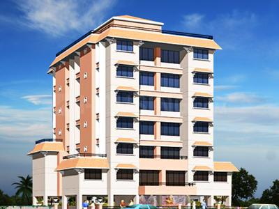 Gallery Cover Image of 1050 Sq.ft 2 BHK Apartment for rent in  Sath Bhavan, Kopar Khairane for 27000