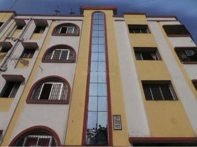 Gallery Cover Image of 1200 Sq.ft 3 BHK Apartment for rent in Adrija Apartments, Serampore for 9000