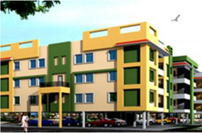 Gallery Cover Image of 1250 Sq.ft 4 BHK Independent House for buy in Krishna Garden Annex II, Jagamara for 6500000