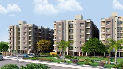 Gallery Cover Image of 1170 Sq.ft 2 BHK Apartment for buy in Sangani Infrastructure Samruddhi Residency, Narolgam for 2200000