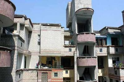 Gallery Cover Image of 1200 Sq.ft 2 BHK Apartment for rent in The Antriksh Suruchi Apartments, Sector 10 Dwarka for 24000
