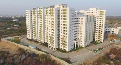 Gallery Cover Image of 1560 Sq.ft 3 BHK Apartment for buy in Ramky Ramky One Kosmos, Nallagandla for 9999999