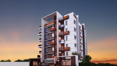 Gallery Cover Image of 1684 Sq.ft 3 BHK Apartment for buy in  Meadows, Manikonda for 10200000